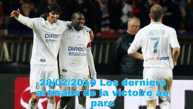 PSG-OM 2010