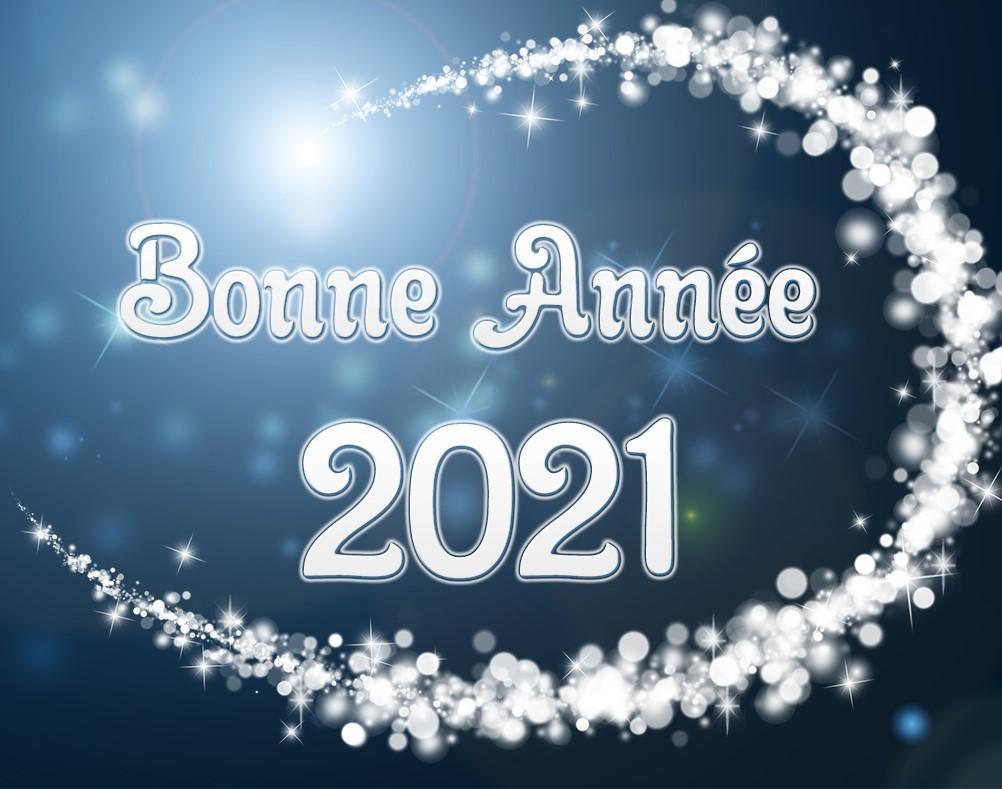 Messages de bonne annee 2021