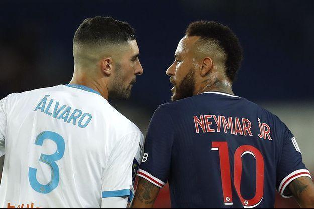 Psg om neymar accuse alvaro gonzalez d avoir profere des insultes racistes